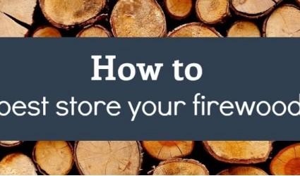How to best store your firewood