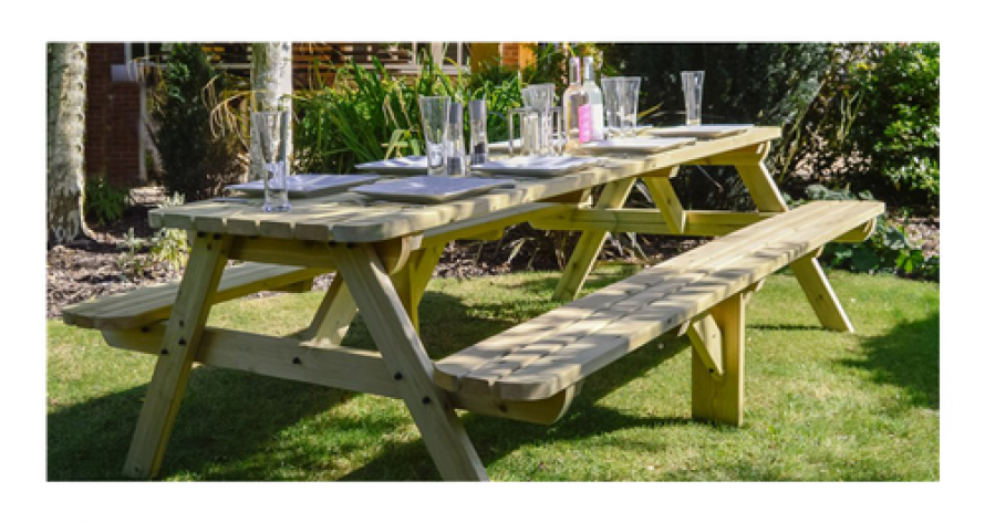 Garden Furniture Timber Guide