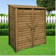 Cottesmore log store - 6ft