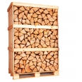 Full Crate Kiln Dried Birch