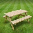 Oakham picnic bench - 5ft