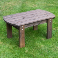 Barrowden Coffee Table - Curved