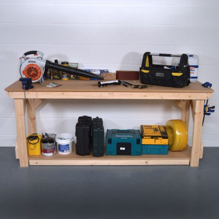 MDF Wooden Work Bench