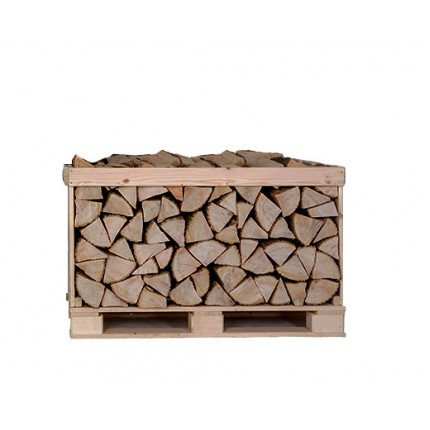Half Crate Kiln Dried Oak