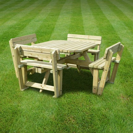 Braunston Picnic Table