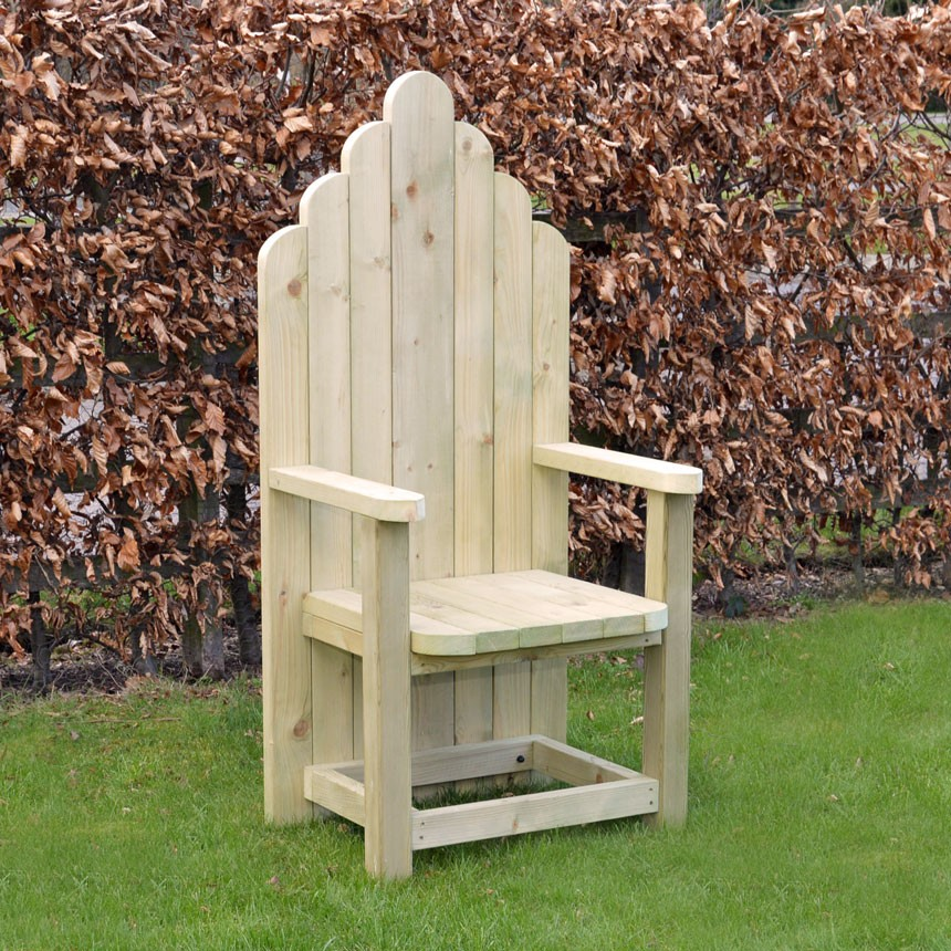 Prime Childrens Wooden Outdoor Play Furniture Rutland County Short Links Chair Design For Home Short Linksinfo
